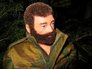 action man beard