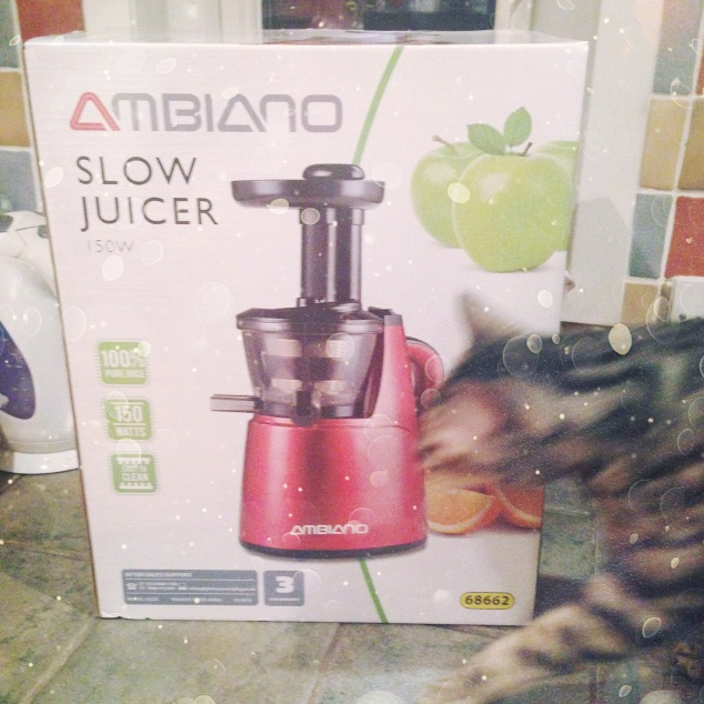 Review Of Aldi Slow Juicer : sirtfood kuddelmuddelling